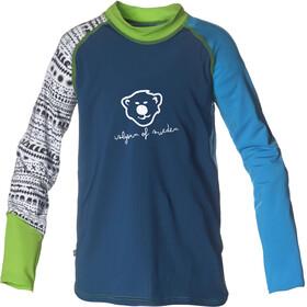 Isbjörn Kids Sun Sweater Lagune